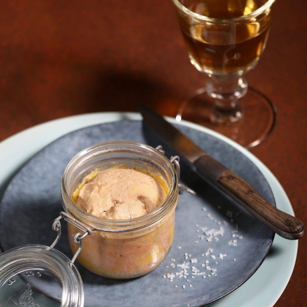 Foie gras monbazillac - médaille